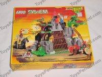 LEGO 6076 Dark Dragon's Den Set Parts Inventory and ...