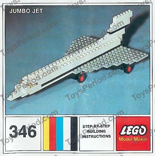 lego 346 1 jumbo