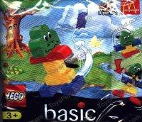 LEGO 2744 McDonald's Promotional Set, Propeller Man Set ...