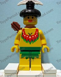 LEGO 6292 Enchanted Island Set Parts Inventory and ...