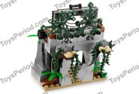 LEGO 7626 Jungle Cutter Set Parts Inventory and ...