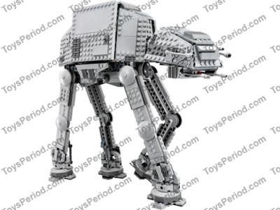 LEGO 75054 AT-AT Set Parts Inventory and Instructions