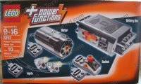 LEGO 8293 Power Functions Motor Set Set Parts Inventory