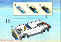 LEGO 7245-2 Prisoner Transport - Blue Sticker Version Set ...