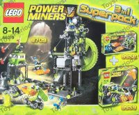 LEGO 66319 Power Miners Super Pack 3 in 1 (8709, 8958 ...