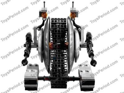 LEGO 75015 Corporate Alliance Tank Droid Set Parts