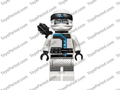 LEGO 70639 Street Race of Snake Jaguar Set Parts Inventory