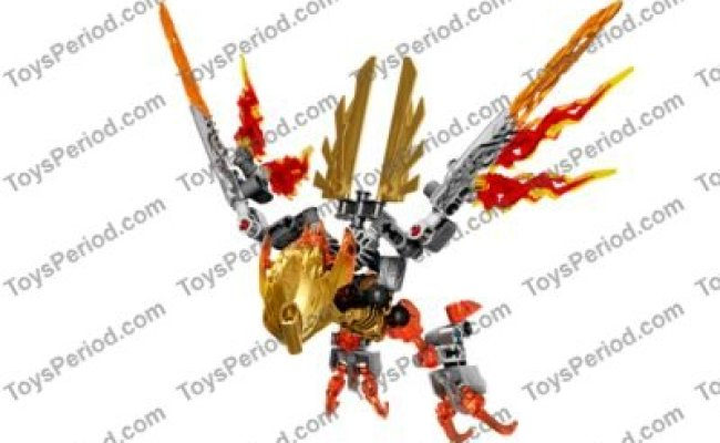 Lego 71303 Ikir Creature Of Fire Set Parts Inventory And