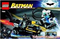 LEGO 7884 Batman's Buggy: The Escape of Mr. Freeze Set ...
