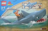 LEGO 7882 Shark Attack Set Parts Inventory and ...