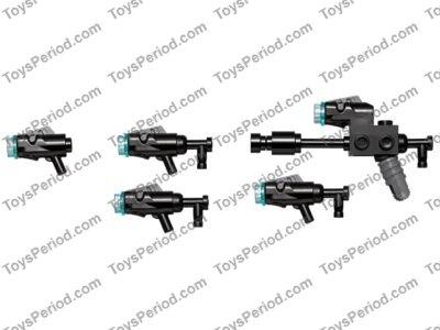 LEGO 75131 Resistance Trooper Battle Pack Set Parts