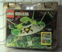 LEGO 6900 Cyber Saucer Set Parts Inventory and ...
