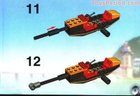LEGO 6734 Beach Cruiser Set Parts Inventory and ...