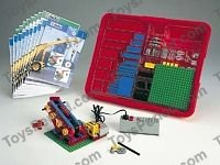 LEGO 9645 Powered Mechanisms Set Set Parts Inventory and ...