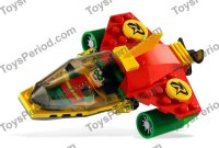LEGO 7885 Robin's Scuba Jet: Attack of the Penguin Set ...
