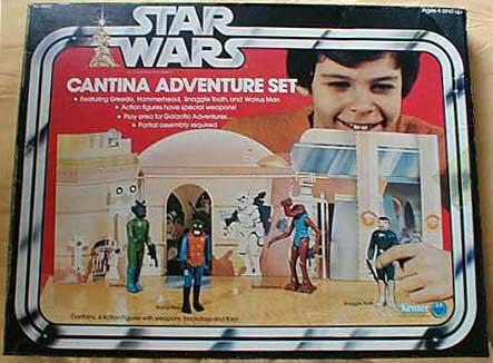Sears Cantina Adv Set