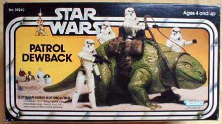 patrol dewback star wars