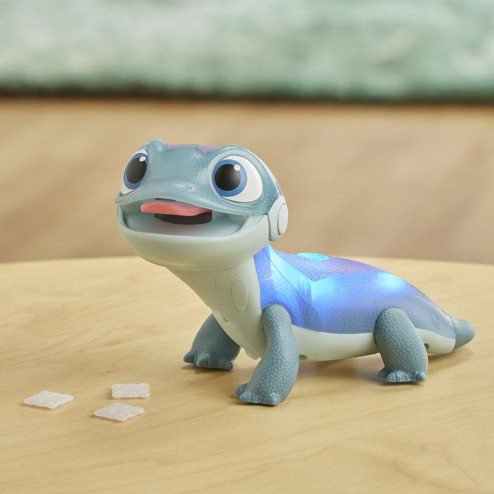 Disney Frozen Fire Spirit S Snowy Snack Salamander Toy Toys R Us Canada