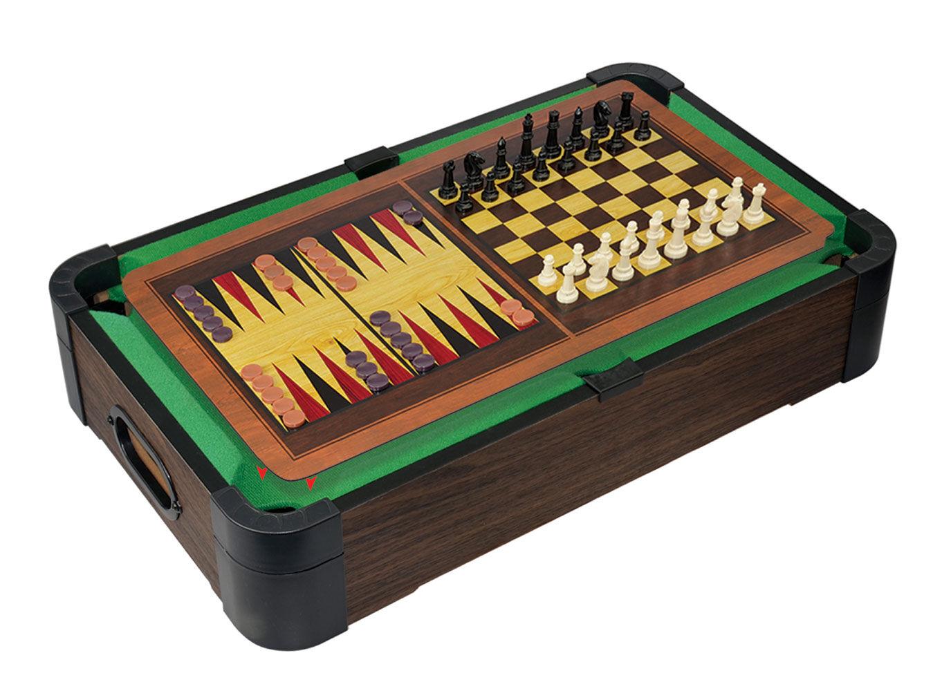 pavilion jeux classiques table de jeux de societe