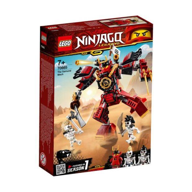 Ninjago The Samurai Mech (70665)