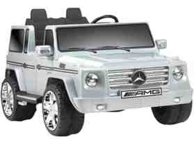 NPL Mercedes Benz G55 12v Truck GRAY