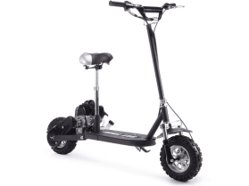 Say Yeah 49cc Gas Scooter Black