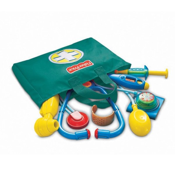 Doctor Kit - Top Pretend Play Toy Toytico