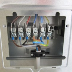 4 Way Electrical Switch Wiring Diagram Ge Dryer Installing An Induction Cooktop W/ Touch Controls - Cooking Toytown Germany