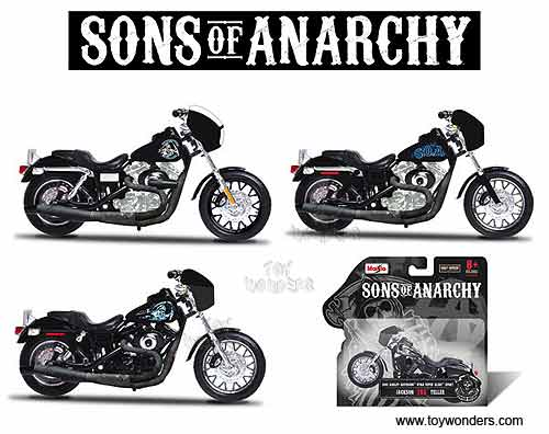 Harley-Davidson Motorcycles Diecast 35024 1/18 scale