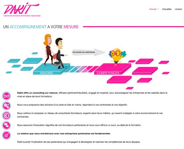 Logo charte graphique, illustration et webdesign.