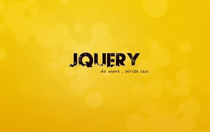 Jquery Çakışması
