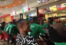 Photo of DCMP vs Lupopo : Ladji Zito avec le groupe à Lubumbashi