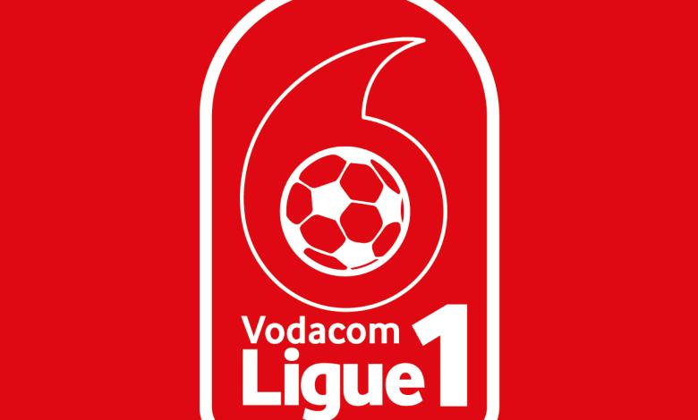 Logo vodacom ligue 1