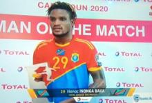 Photo of CHAN 2020: l'Imanien Inonga Baka homme du match contre les Diables rouges