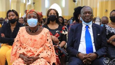 Photo of DCMP : Le Président Felix Antoine TSHISEKEDI TSHILOMBO a honoré le Patriarche Jonas MUNKAMBA