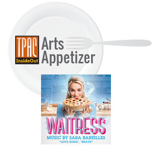 Waitress Arts Appetizer
