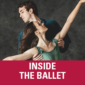 Inside the Ballet Modern Masters dancers in pose