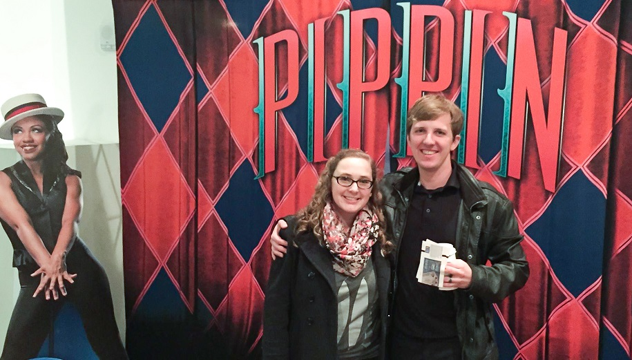 abby and brian bass at pippin