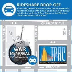 Ridesharing Map