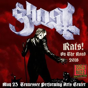 Ghost Rats on the Road