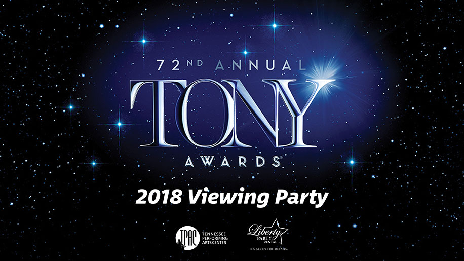 Tony Awards Viewing Party 2018