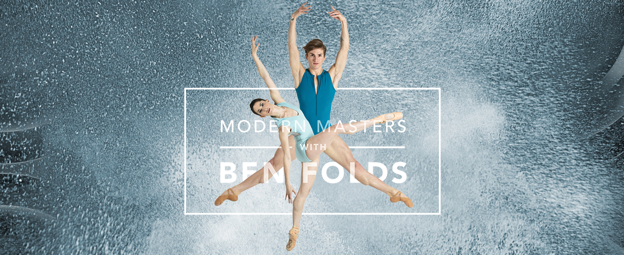 Modern Masters with Ben Folds