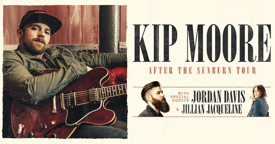 Kip Moore brings 'After the Sunburn Tour' to War Memorial