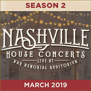 Nashville House Concerts Season 2 March 2019