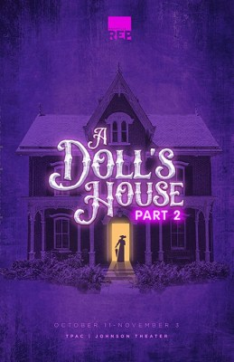 """Nashville Rep's """"A Doll's House, Part 2"""" plays Oct. 13 - Nov. 3."""