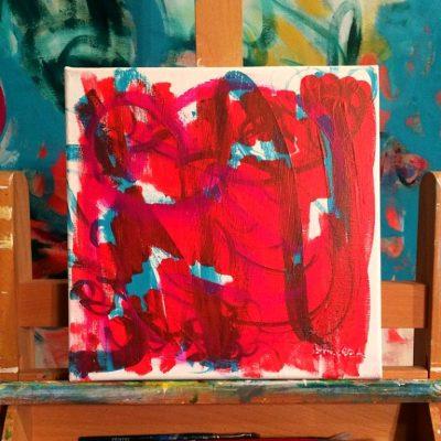 """Purpose"" by Nashville artist Beth Inglish."