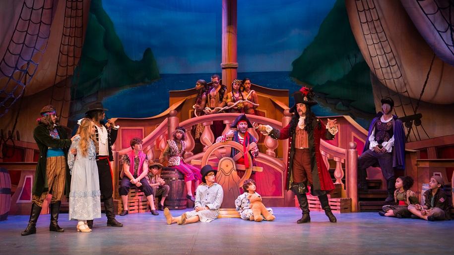 Meet The Nashville Kids Starring In Peter Pan Tinker Bell A