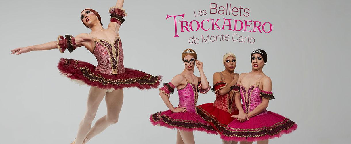 Les Ballets Trockadero de Monte Carlo dancers