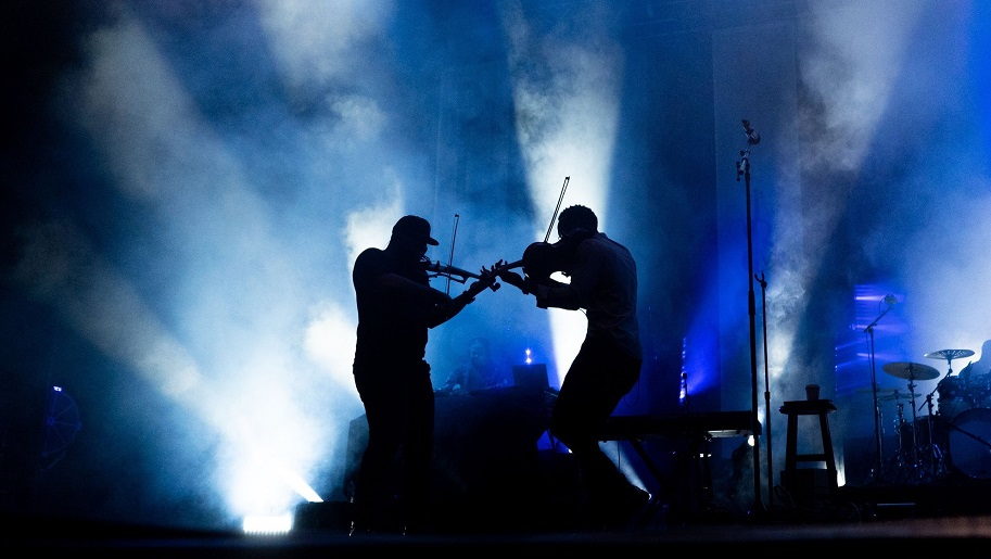 Black Violin Feature for News Center