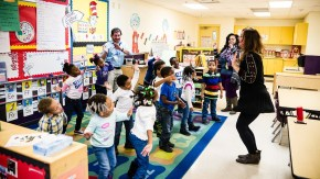 Wolf Trap Teaching Artists Feature Photo